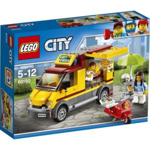 LEGO City60150, Pizzabuss