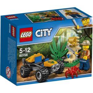 LEGO City60156, Jungelbuggy