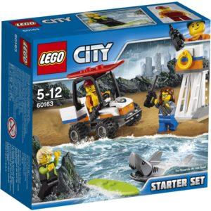 LEGO City60163, Kystvakt, Startsett