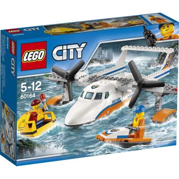 LEGO City60164, Sjøflyredning