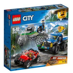 LEGO City60172 LEGO® City Politijakt på fjellet