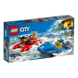 LEGO City60176 LEGO® City Wild River Escape