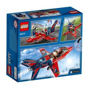 LEGO City60177 LEGO® City Airshow Jet