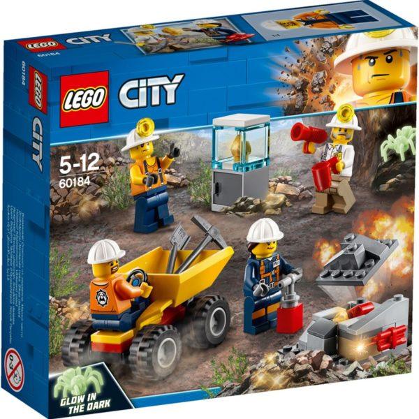 LEGO City60184 LEGO® City Mining Team