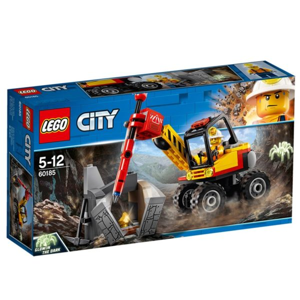 LEGO City60185 LEGO® City Mining Power Splitter