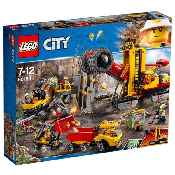 LEGO City60188 LEGO® City Mining Experts