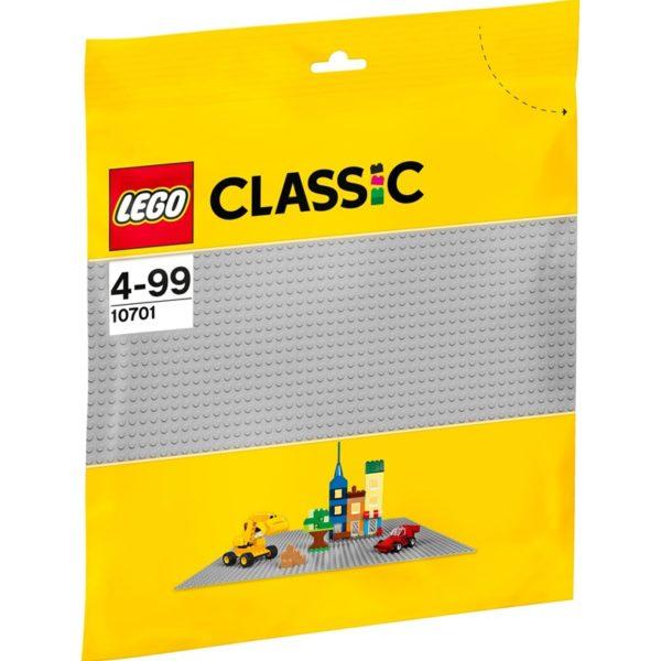LEGO Classic10701 LEGO® Classic Grå Basisplate
