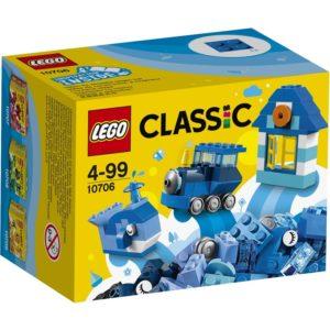 LEGO Classic10706, Blå kreativitetsboks