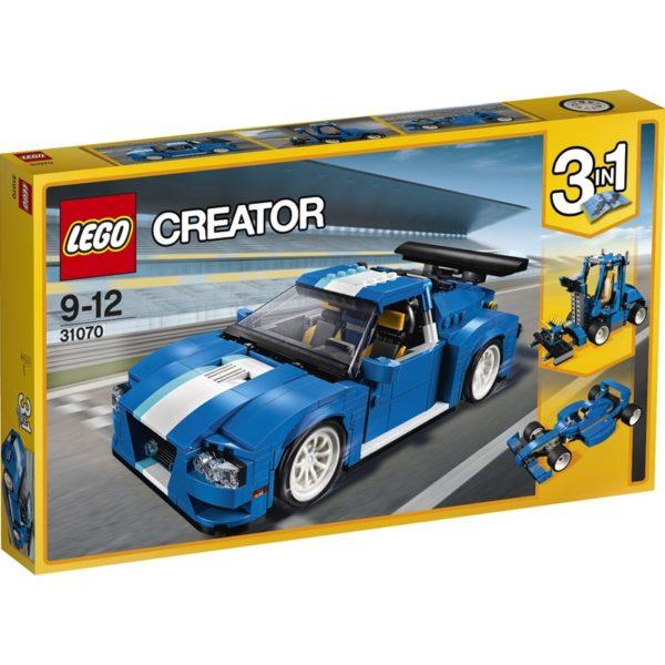 LEGO Creator31070 LEGO® Creator Turbo Track Racerbil