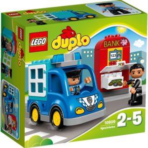 LEGO DUPLO10809, Politiets patruljebil
