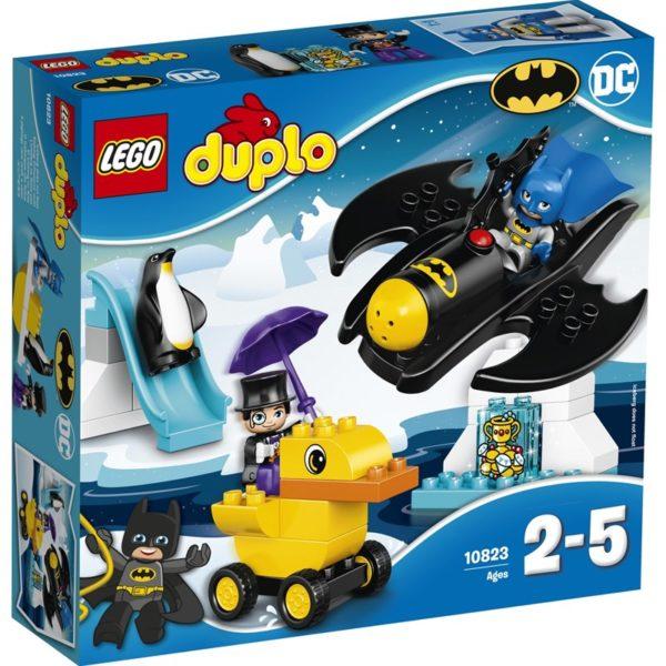 LEGO DUPLO10823 LEGO® DUPLO® Eventyr med Batwing