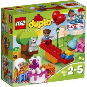 LEGO DUPLO10832, Bursdagspiknik