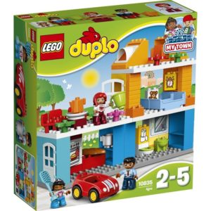 LEGO DUPLO10835, Hus