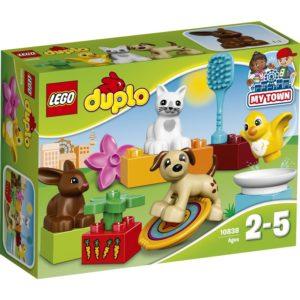 LEGO DUPLO10838, Kjæledyr