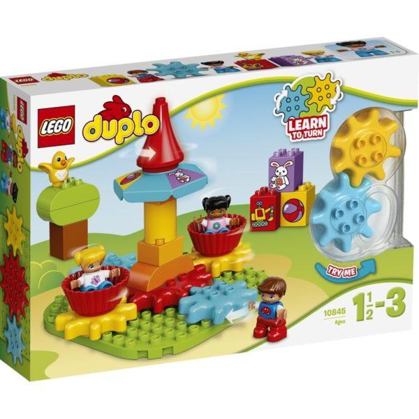 LEGO DUPLO10845 LEGO® DUPLO® Min første karusell