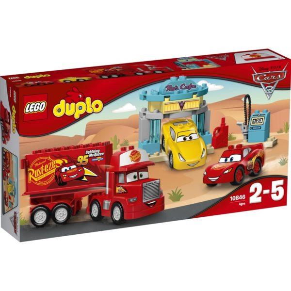 LEGO DUPLO10846 LEGO® DUPLO® Disney Cars? Flos kafé