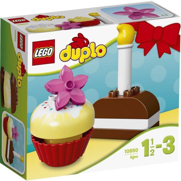 LEGO DUPLO10850, Mine første kaker