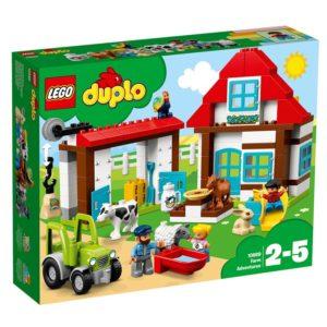 LEGO DUPLO10869 LEGO DUPLO® Farm Adventures