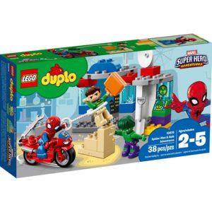 LEGO DUPLO10876 LEGO DUPLO® Spider-Man & Hulk Adventures