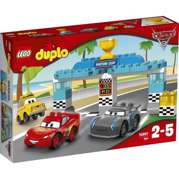 LEGO DUPLOCars 3, 10857, Stempelcup-løpet