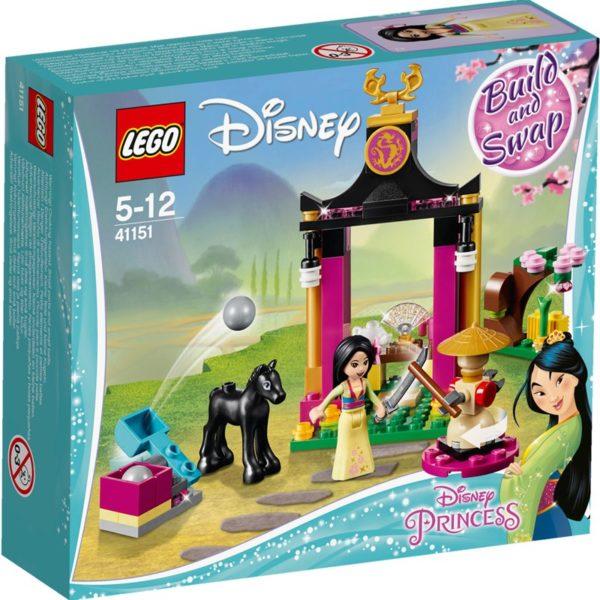 LEGO Disney Princess41151 LEGO® Disney Princess Mulan's Training Day