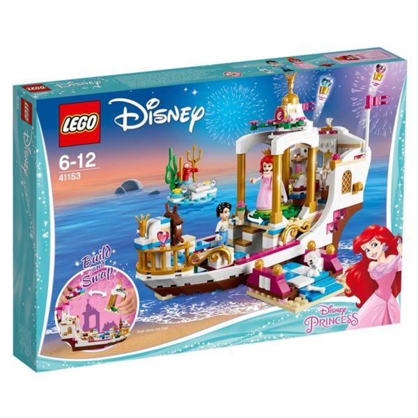 LEGO Disney Princess41153 LEGO® Disney Princess Ariel's Royal Celebration Boat