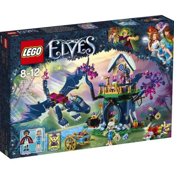 LEGO Elves41187 LEGO® Elves Rosalyns legende gjemmested