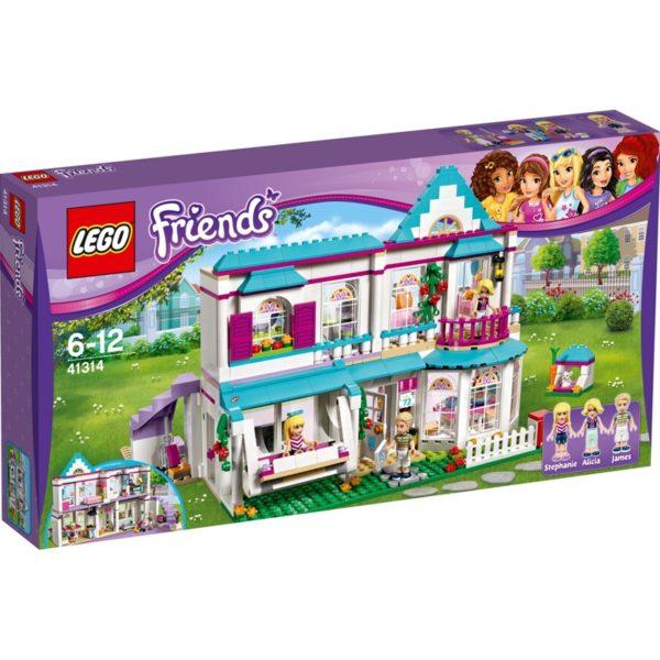 LEGO Friends41314 LEGO® Friends Stephanies hus