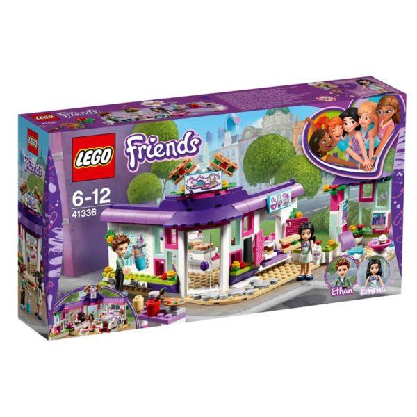 LEGO Friends41336 LEGO® Friends Emma's Art Café
