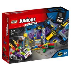 LEGO Juniors10753 LEGO® Juniors The Joker? Batcave Attack