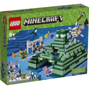 LEGO Minecraft21136, Havmonumentet