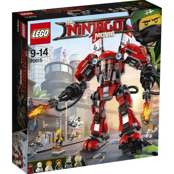 LEGO NINJAGO70615 LEGO® NINJAGO® Ild-robot