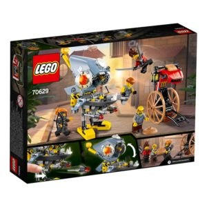 LEGO NINJAGO70629 LEGO® Ninjago Piranha Attack