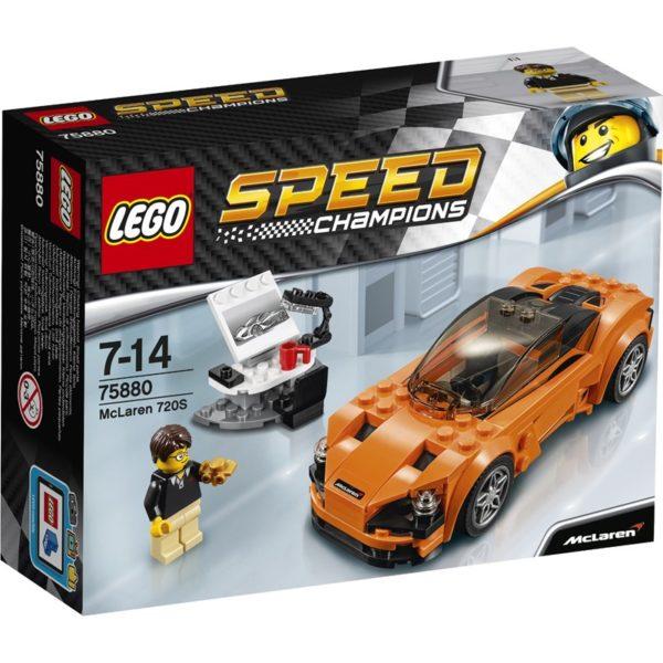 LEGO Speed Champions75880, McLaren 720S
