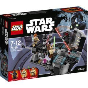 LEGO Star Wars75169 LEGO® Star Wars? Duellen på Naboo?