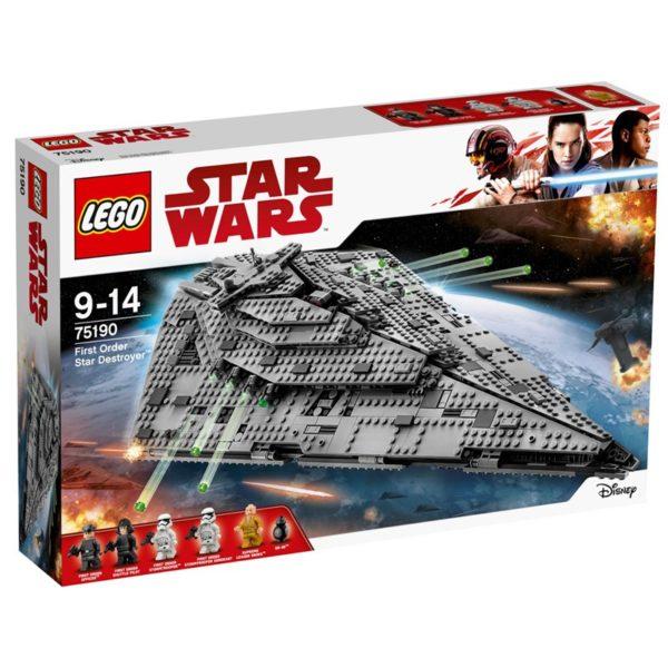 LEGO Star Wars75190 LEGO® First Order Star Destroyer