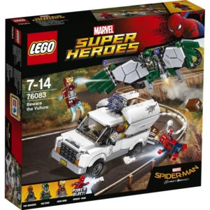 LEGO Super Heros76083, Se opp for Vulture