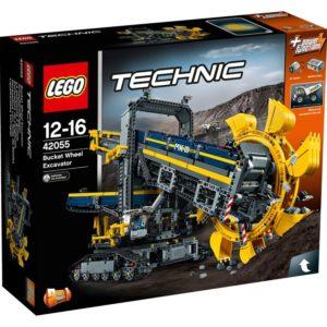 LEGO Technic42055 LEGO® Technic Gravemaskin med skovlhjul