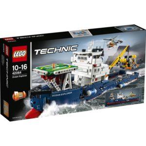 LEGO Technic42064, Utforskningsfartøy