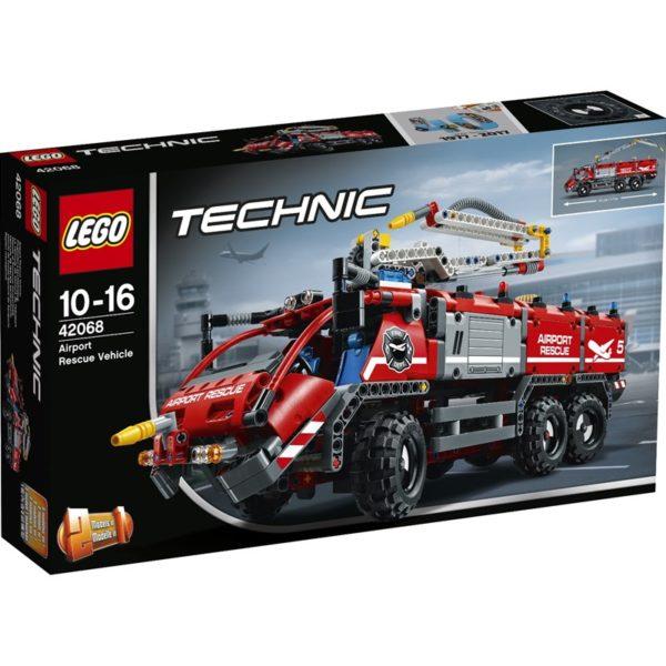 LEGO Technic42068, Flyplassredningsbil