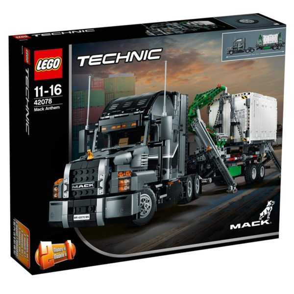 LEGO TechnicLEGO Technic, 42078, CONF_TRUCK