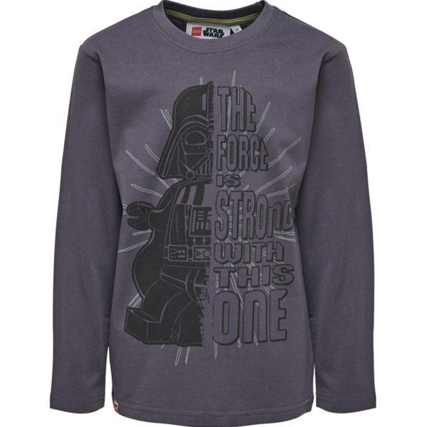 Lego WearT-shirt, Dark Grey