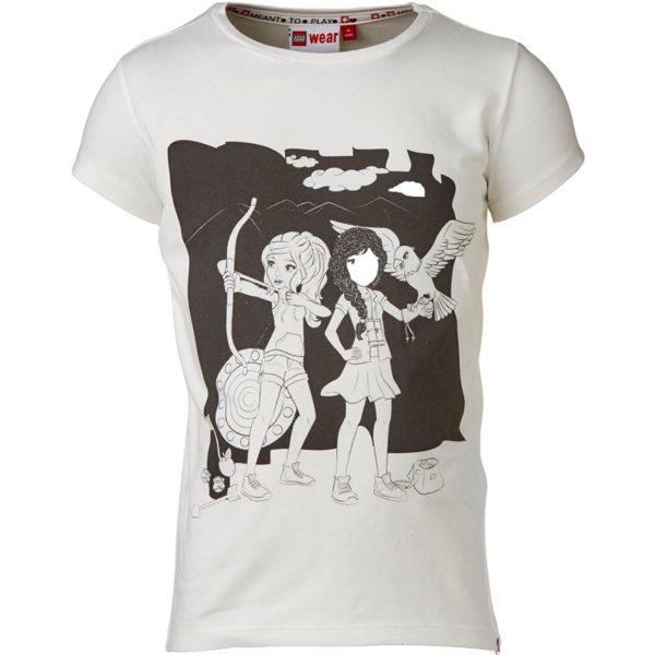 Lego WearT-shirt, Tamara 611, Off White
