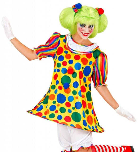 Leken Klovn Kostyme Dame S