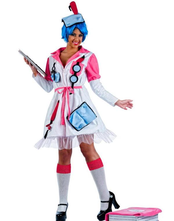 Librarian Girl Kostyme