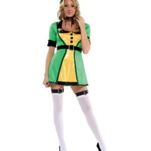 Lucky Charm Lady - Kostyme