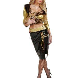 Luksusfrue - Kostyme