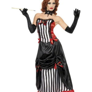 Madame Vamp-Lady - Kostyme