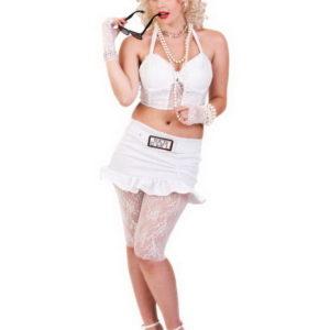 Madonna Inspirert Kostyme