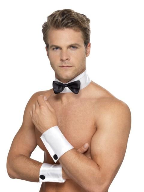Mannlig Stripper Kostyme Sett